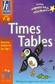 Times Tables Age 7-8
