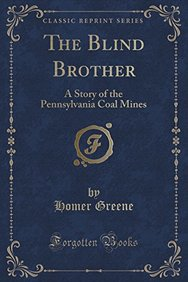 The Blind Brother: A Story of the Pennsylvania Coal Mines (Classic Reprint)