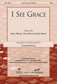 I See Grace Orchestration/Conductor's Score Cd-Rom