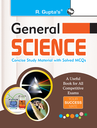 General Science Concise Study Material With Solved Mcqs