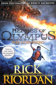 Heroes Of Olympus : The Lost Hero ; Percy Jacksons