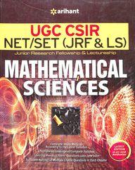 Mathematical Sciences Ugc Csir Net Set Jrf & Ls : Code D495