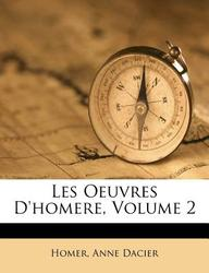 Les Oeuvres D'Homere, Volume 2