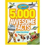 5000 Awesome Facts : National Geographic Kids