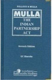 Mulla The Indian Partnership Act