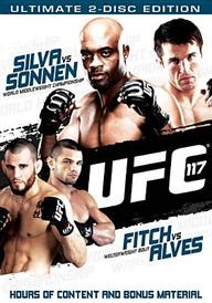 UFC 117 Silva vs. Sonnen [DVD]