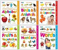 My Early Learning Book (Set of 6 Titles) (Full Laminated)