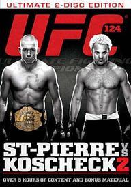 UFC 124 St. Pierre v. Koscheck [DVD]