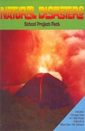 Natural Disasters School Project Pack