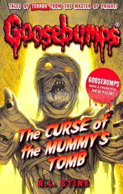 Curse Of Mummys Tomb : Goosebumps