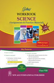 Science Class 8 Golden Workbook Assignments & Practice Material : Cce Cbse
