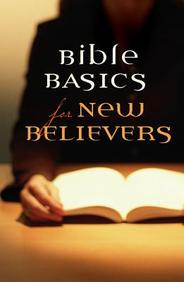 Bible Basics for New Believers: 25- Pack Tracts