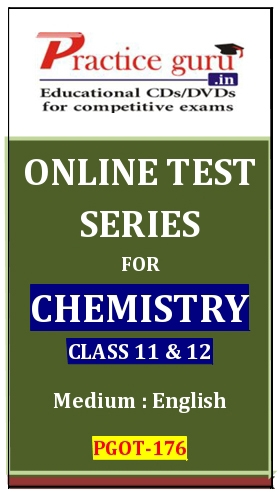 Online Test Series for Chemistry Class 11 and 12