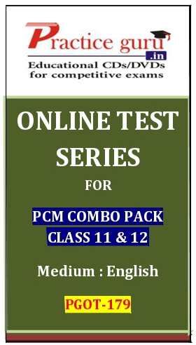 Online Test Series for PCM Combo Pack Class 11 and 12