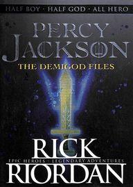 Demigod Files : Percy Jackson