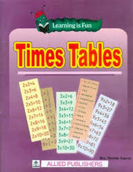 Learning Is Fun Times Tables
