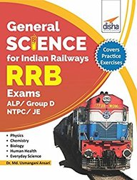 General Science For Indian Railways Rrb Exams Alp/Group D Nrpc/Je