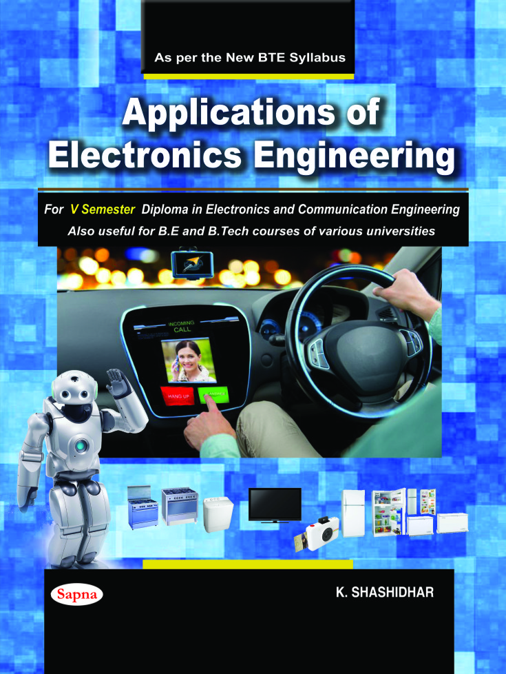 Applications Of Electronics Engineering For 5 Sem Diploma In Electronics & Communication N