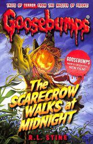 Scarecrow Walks At Midnight : Goosebumps