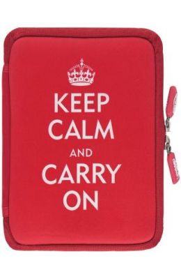 Keep Calm & Carry on Kindle & Kobo Touch Neoskin Jacket