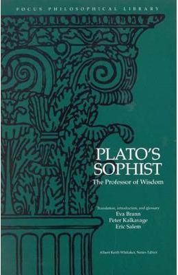 Plato's Sophist or the Professor of Wisdom
