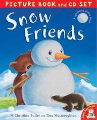 Snow  Friends  - Picture Book  And Cd Set