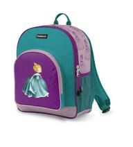"Crocodile Creek Pocket Backpack - Princess  11.5""W x 14""H"