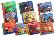 Maisy First Experiences Pack Set Of 10 Books