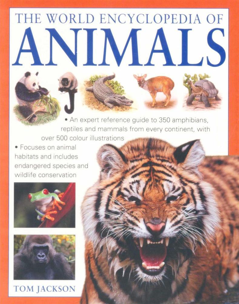 World Encyclopedia Of Animals