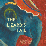Lizards Tail : Karadi Tales Vidya Balan : W/Acd