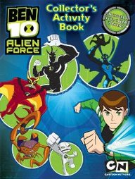 Ben 10 Alien Force Collector's Activity Book