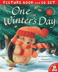 One Winters Day - Picture Book  And Cd Set
