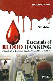 Essentials Of Blood Banking