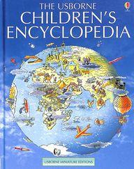 Usborne Childrens Ency