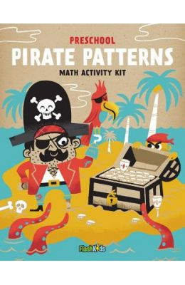 Preschool Pirate Patterns Math Activity Kit