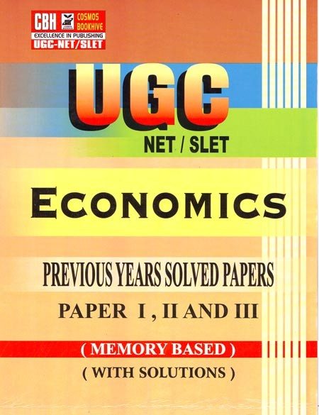 Economics Previous Years Solved Papers for UGC-NET-SLET Paper-1-2-3