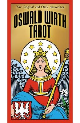 Oswald Wirth Tarot Deck: 78-Card Deck