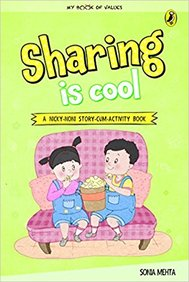 My Book Of Values : Sharing Is Cool