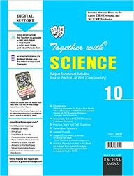 Together With Science Class 10 With Practical Lab Work Book For 2019 Examination