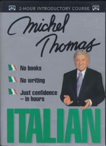Italian With Michel Thomas (Teach Yourself)