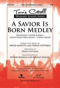 A Savior Is Born Medley Split Track Accompaniment CD