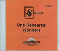 One Rehearsal Wonders Cd Iprint Orchestration Cd