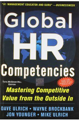 Global Hr Competencies