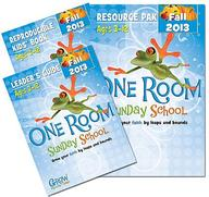 One Room Sunday School Kit Fall 2013: Grow Your Faith by Leaps and Bounds