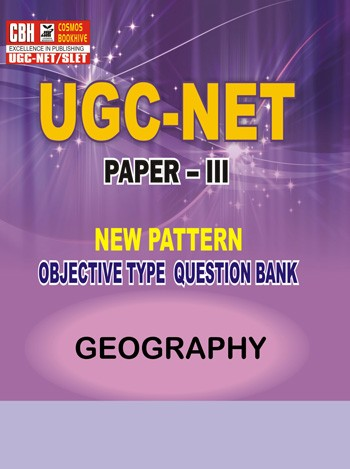 Geography for UGC-NET Paper-3