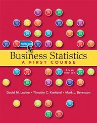 Business Statistics Plus MyStatLab with Pearson eText (6th Edition)