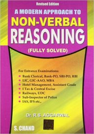 Modern Approach To Non Verbal Reasoning