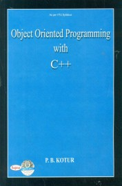 Buy Object Oriented Programming With C++ : Vtu book : Pb