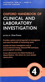 Oxford Handbook Of Clinical & Laboratory Investigation