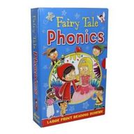 Fairy Tale Phonics Set Of 4 Books